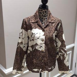 Linda Allard Ellen Tracy women's jacket